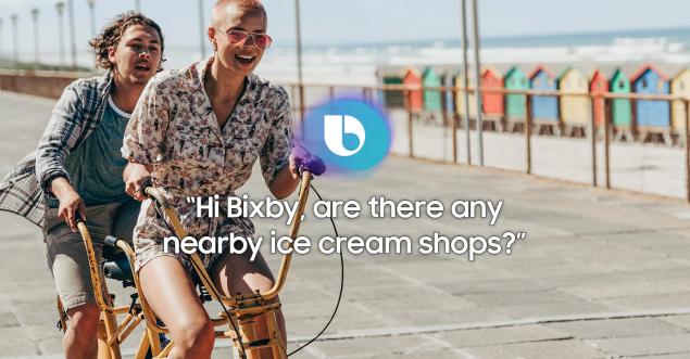 Bixby   Italiano   Dispositivi supportati   Funzionalità