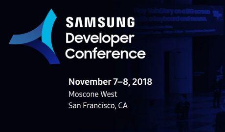 Samsung Developer Congress 2018 display pieghevole galaxy UX