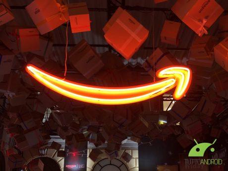 Amazon inizia a mostrare la posizione degli ordini in tempo