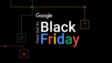 Il Black Friday arriva anche sul Google Store, con tante off
