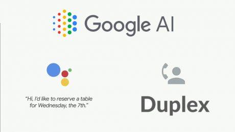 Google duplex 1