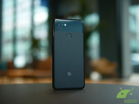 Google pixel 3 8