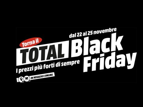 Il Total Black Friday di MediaWorld inizia col botto con Gal
