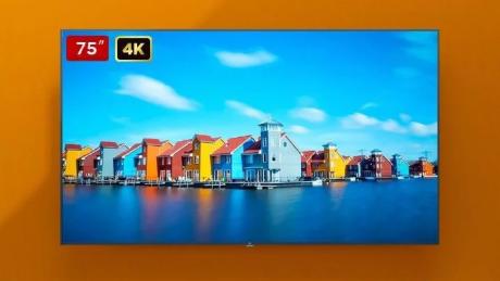 Xiaomi annuncia la nuova Mi TV 4S da 75 pollici, in vendita