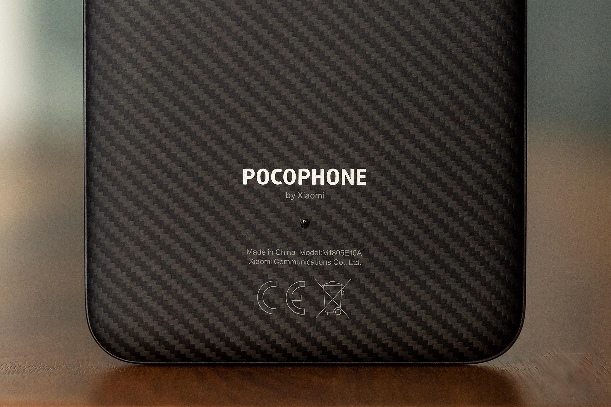 POCOPHONE logo