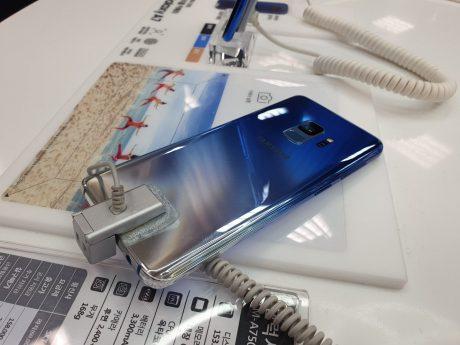 Samsung galaxy s9 gradient polaris blue 1