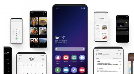 Android 9 Pie su dispositivi Samsung permette di impostare la scheda SD come memoria interna