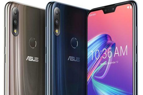ASUS Zenfone Max Pro M2, M1 e 5Z si aggiorneranno ad Android