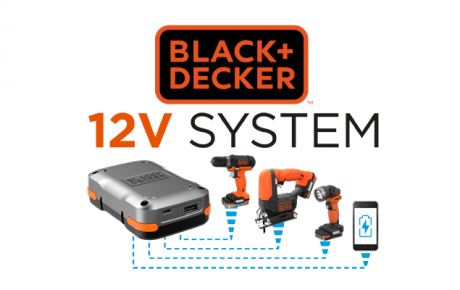 BLACKDECKER 12V 1