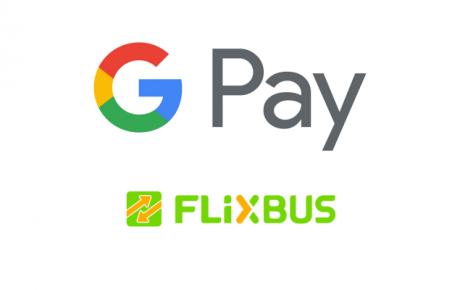 Google Pay FlixBus
