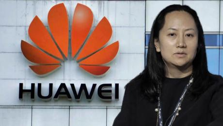 Huawei CFO arresto