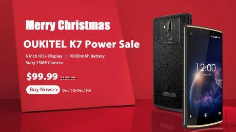 OUKITEL K7 Power è in grado di risolvere due problemi comuni