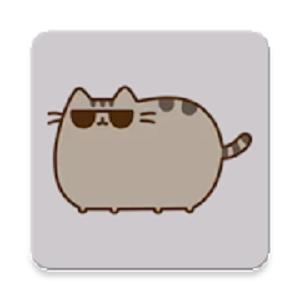 L'app Pusheen permette di inviare gli sticker del simpatico