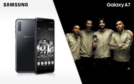 Samsung Galaxy A7 Juventus Special Edition 2