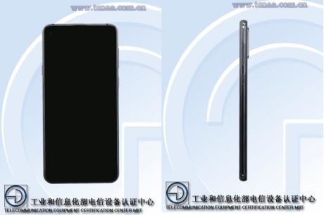 Samsung Galaxy A8s TENAA 2