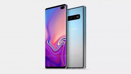 Samsung Galaxy S10 Plus 5K 2
