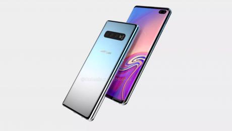 Samsung Galaxy S10 Plus 5K 3