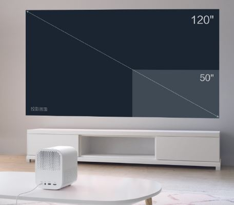 Xiaomi Mijia projector youth version c