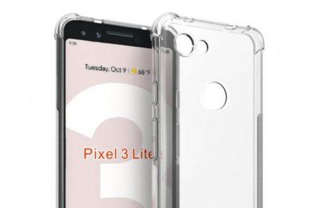 Il presunto Google Pixel 3 Lite svelato da nuove immagini