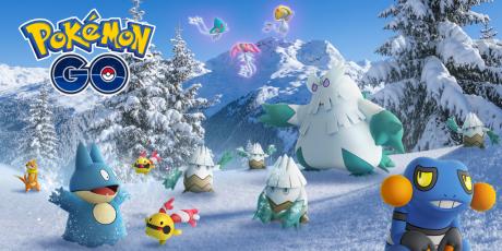 Delibird ritorna su  Pokémon GO per le feste natalizie