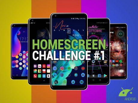 Personalizzazione 35 homescreen challenge copertina