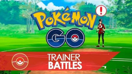 Le lotte tra allenatori in Pokémon GO saranno inizialmente d