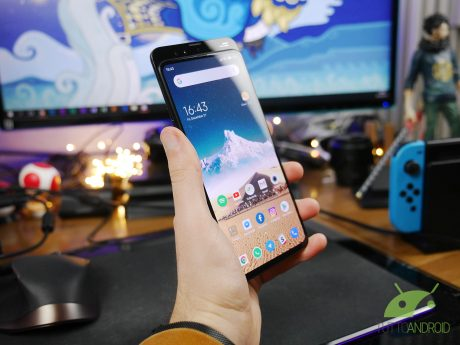 Xiaomi mi mix 3 china