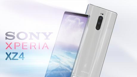 Sony Xperia XZ4 è protagonista di un concept con tripla foto