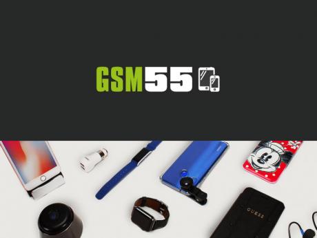 GSM55 copertina