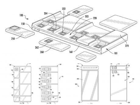 Google project ara brevetto