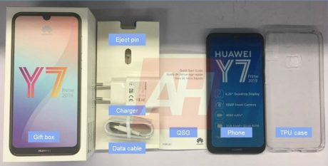 Huawei Y7 Prime 2019 Leak