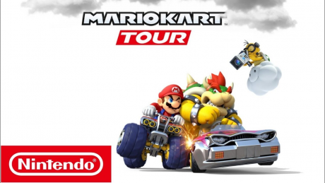 Mario Kart Tour si mostra per la prima volta in video e in a