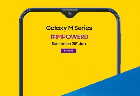 Samsung Galaxy M serie