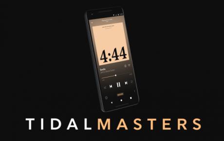 Tidal Masters