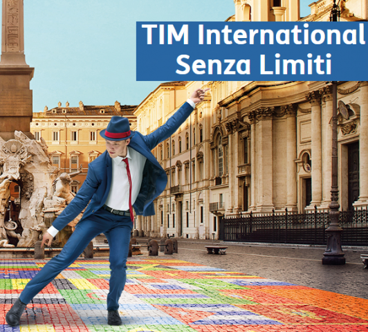 tim international senza limiti