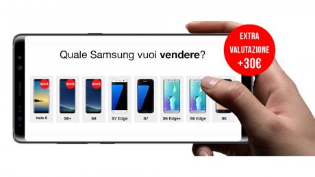 Vendere Samsung Galaxy
