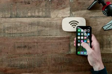 Offrite la vostra rete agli ospiti con WiFi Porter, un tag N