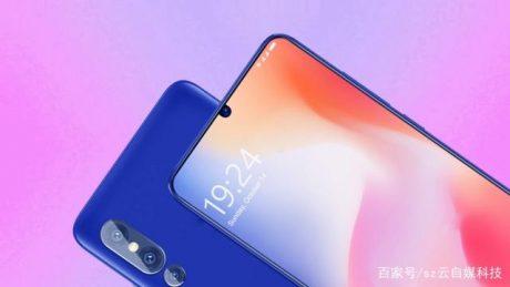 Xiaomi Mi 9 si mostra in nuovi render con un notch a goccia