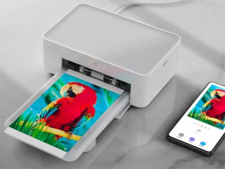 Xiaomi Mijia Photo Printer 3