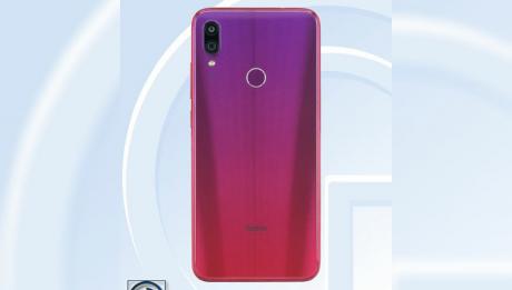Xiaomi Redmi Note 7 TENAA