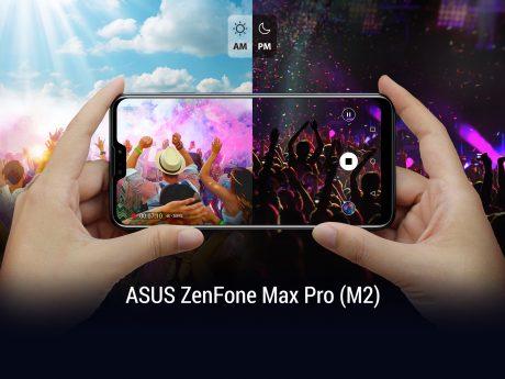 ASUS ZenFone Max Pro M2 e ZenFone Max M2 ufficiali in Italia
