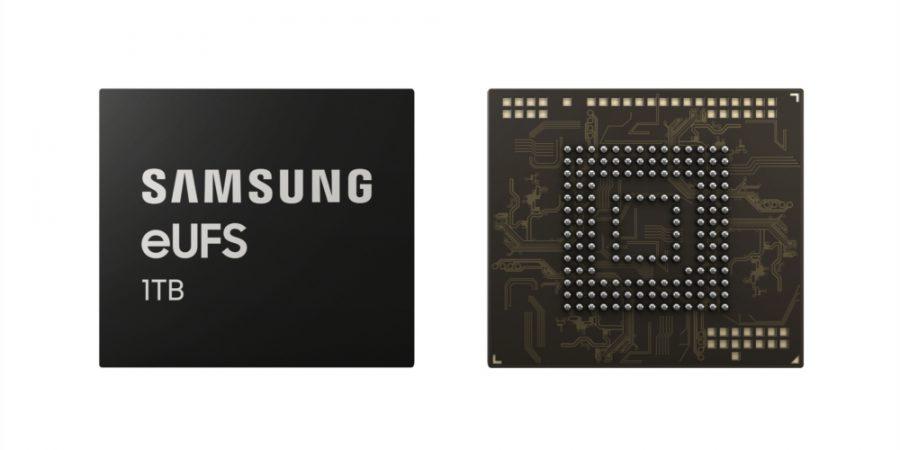 EUFS 1TB Samsung