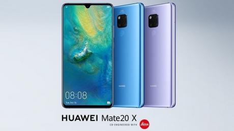 Huawei Mate 20 X e i falsi sample, ma stavolta Huawei non c'