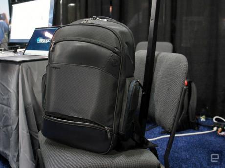 Targus backpack 2
