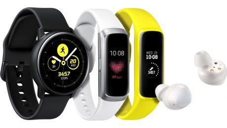 Samsung Galaxy Fit e Galaxy Fit e ufficiali: ecco i fitness