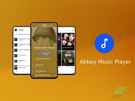 Abbey Music Player