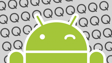 Android Q volto