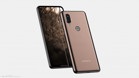Motorola P40 new