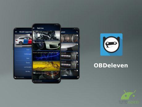 OBDeleven permette di eseguire diagnostica, programmazione e