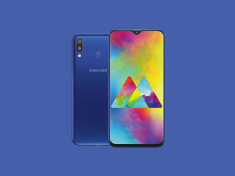 Samsung Galaxy M20 copertina